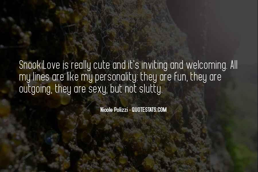 Really Cute Quotes #153878