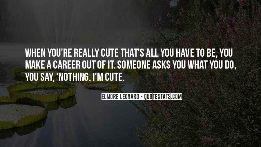 Really Cute Quotes #959440