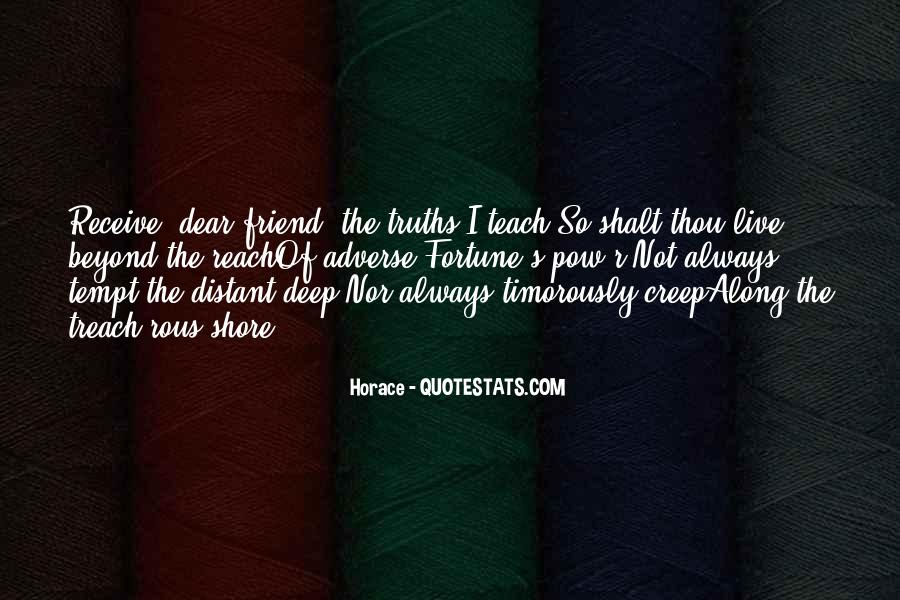 Really Deep Best Friend Quotes #887045
