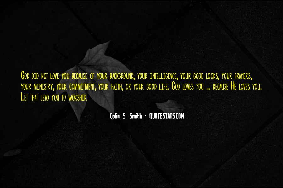 Really Good Faith Quotes #105194