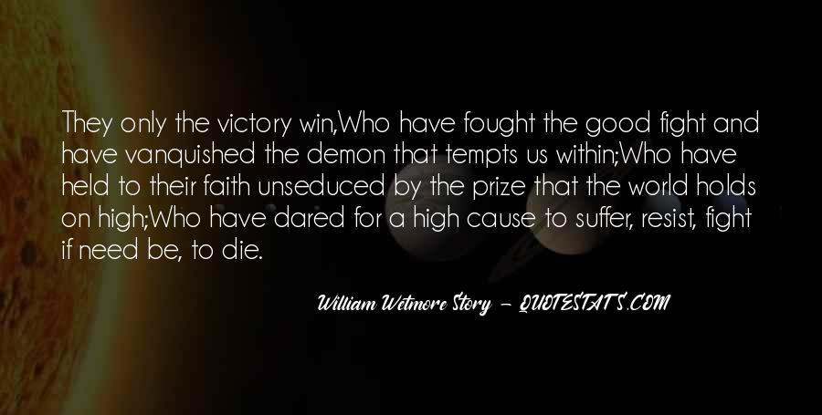 Really Good Faith Quotes #107503