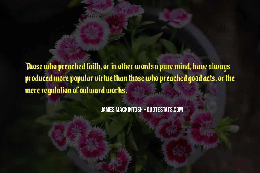 Really Good Faith Quotes #122704