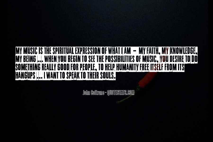 Really Good Faith Quotes #1488081