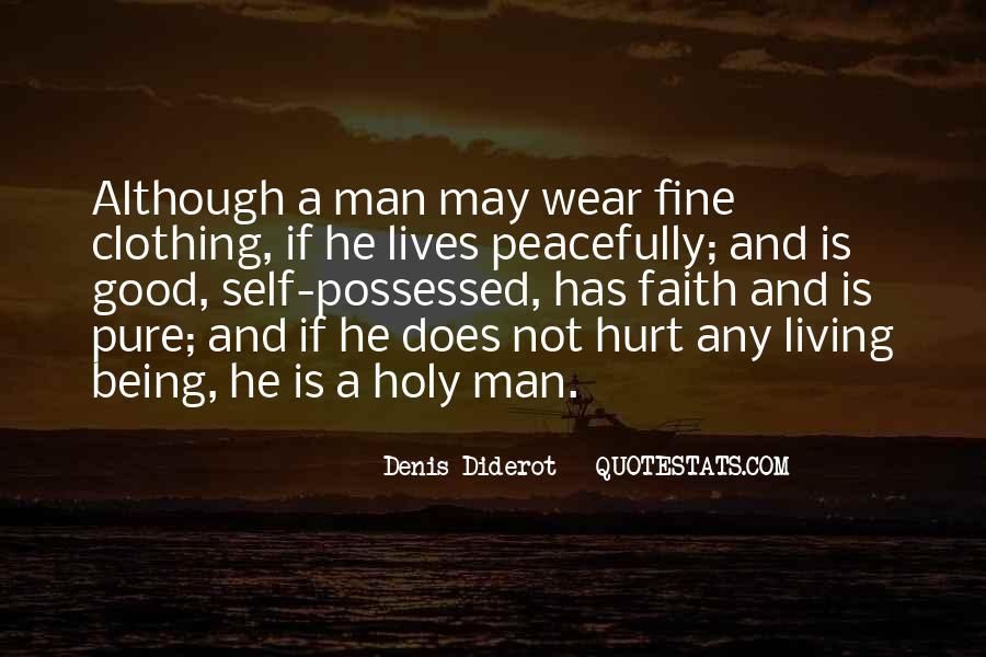 Really Good Faith Quotes #16755