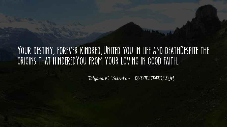 Really Good Faith Quotes #2073