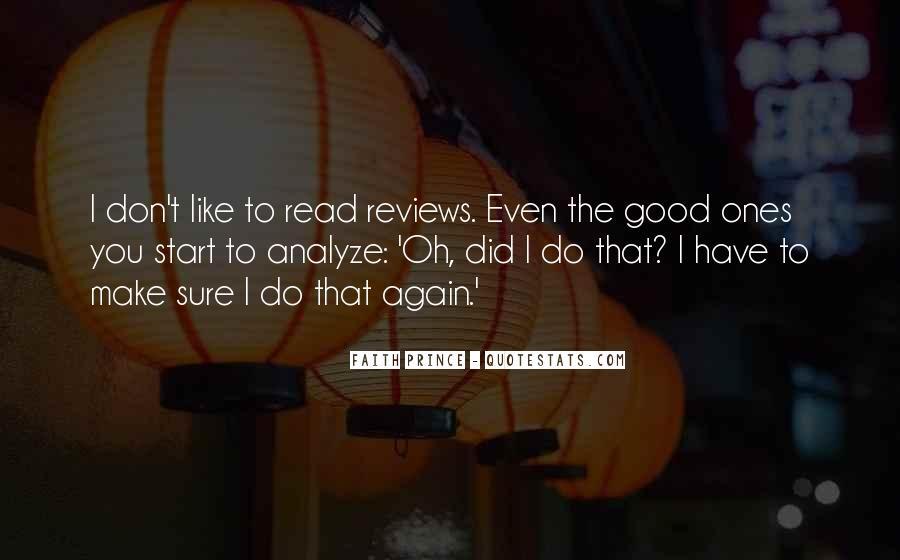Really Good Faith Quotes #26093