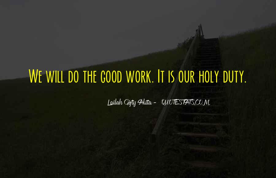 Really Good Faith Quotes #27174
