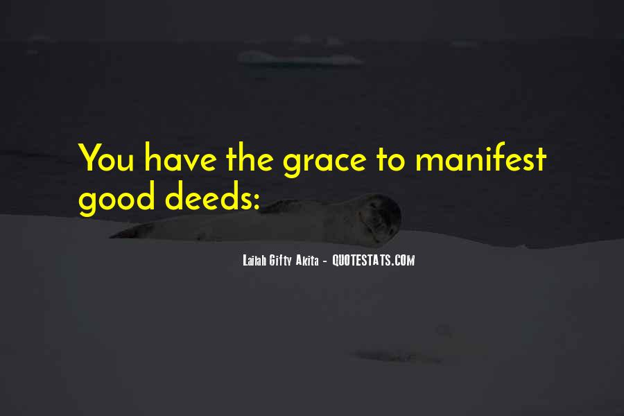 Really Good Faith Quotes #34098