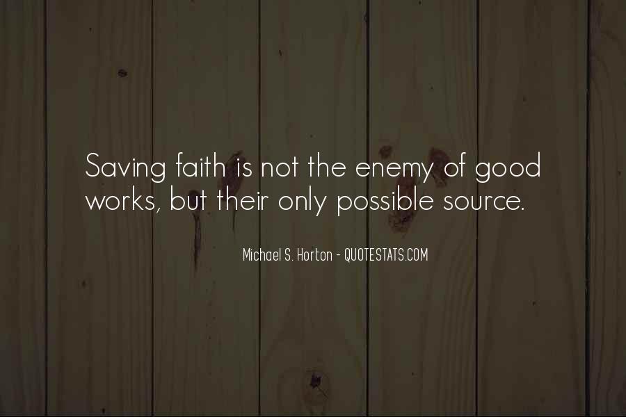 Really Good Faith Quotes #54921