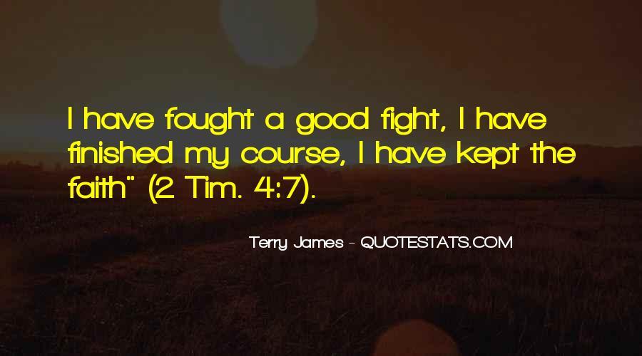 Really Good Faith Quotes #58922