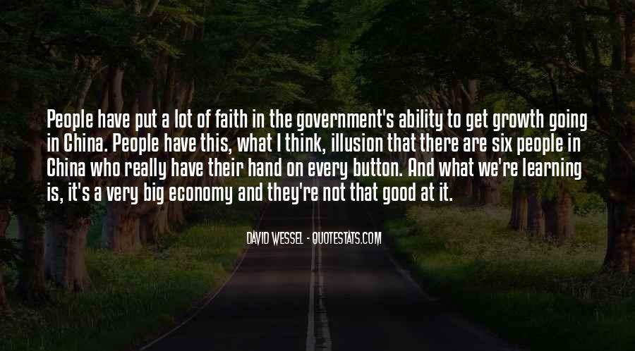 Really Good Faith Quotes #632439