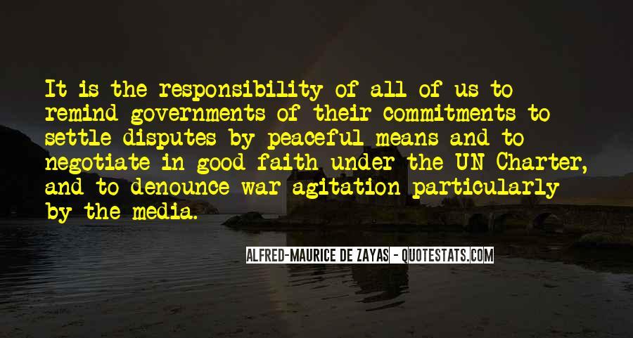 Really Good Faith Quotes #67876