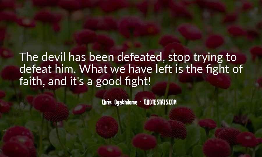Really Good Faith Quotes #71111