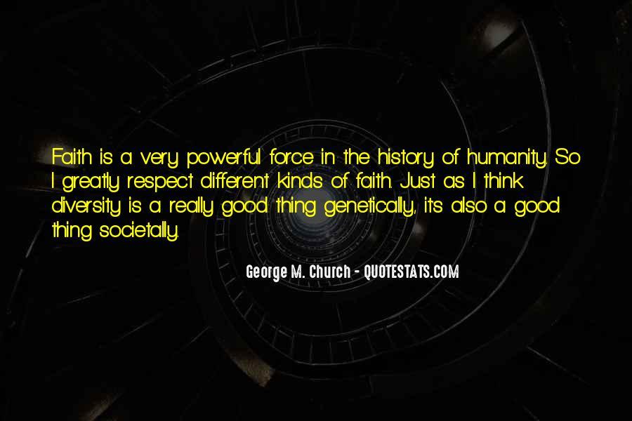 Really Good Faith Quotes #744954