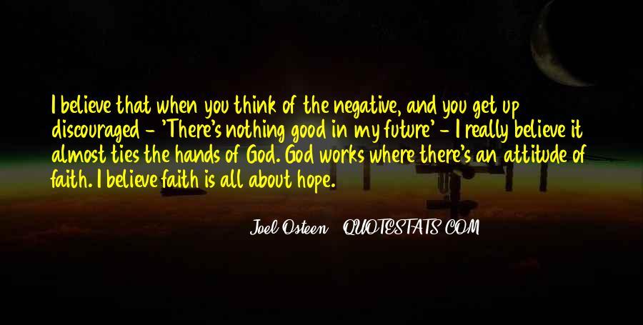 Really Good Faith Quotes #981608