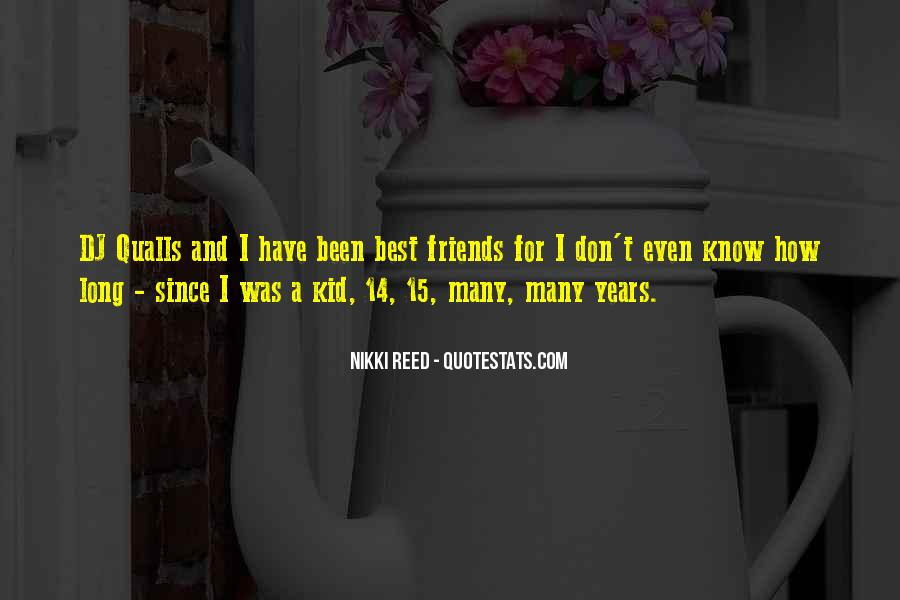 Really Long Best Friends Quotes #116397