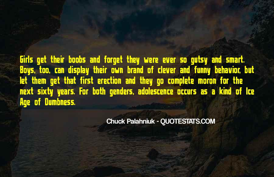 Really Smart And Funny Quotes #347567