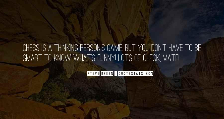 Really Smart And Funny Quotes #443950