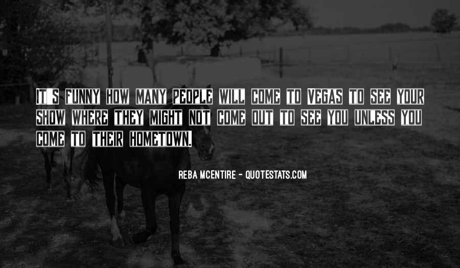 Reba Mcentire Funny Quotes #832600