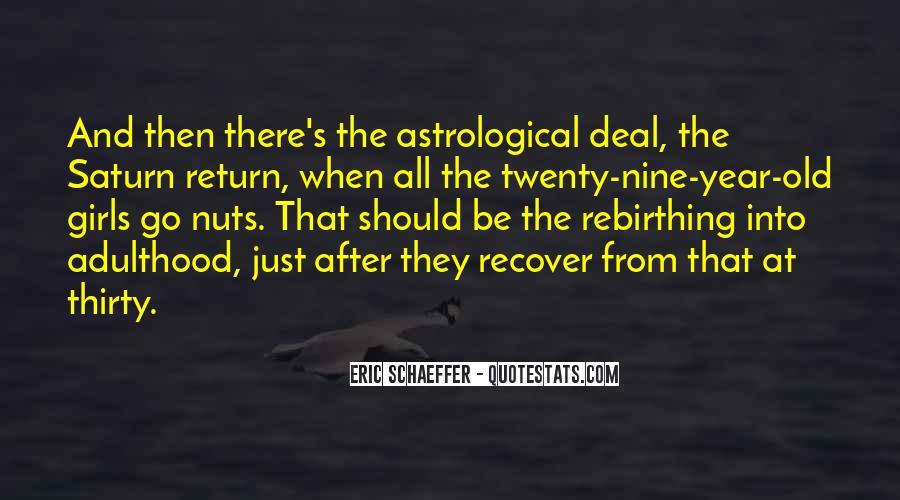 Rebirthing Quotes #1704637