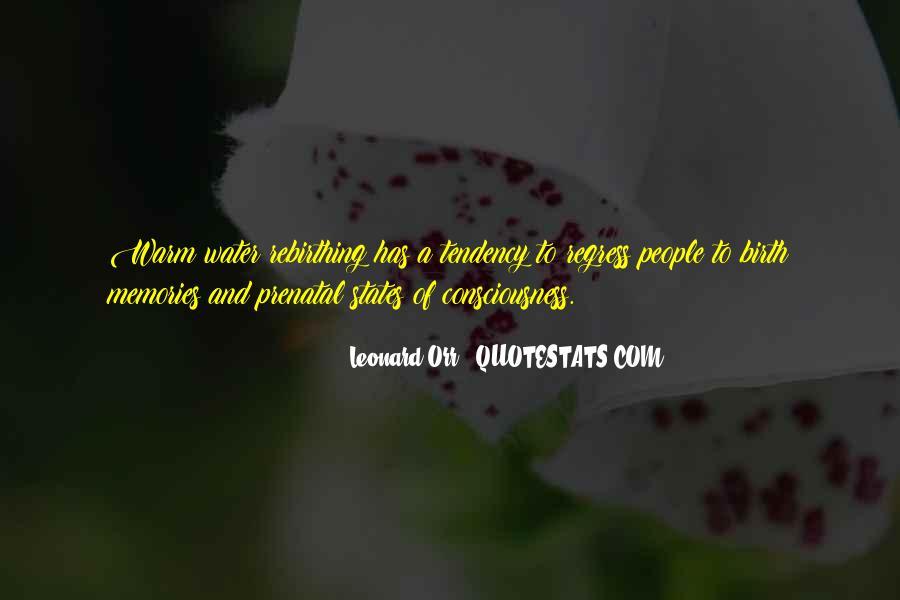 Rebirthing Quotes #503105