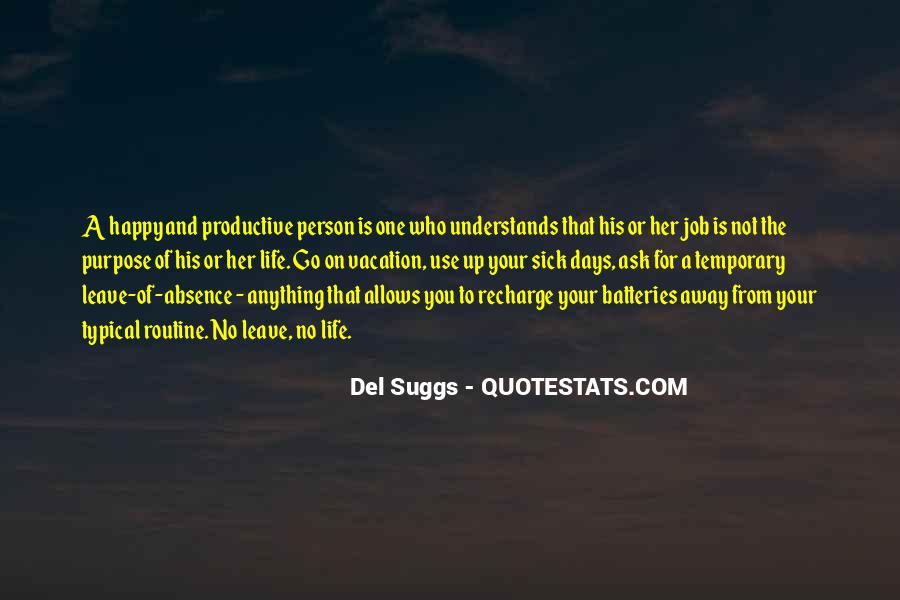 Recharge Batteries Quotes #1321621