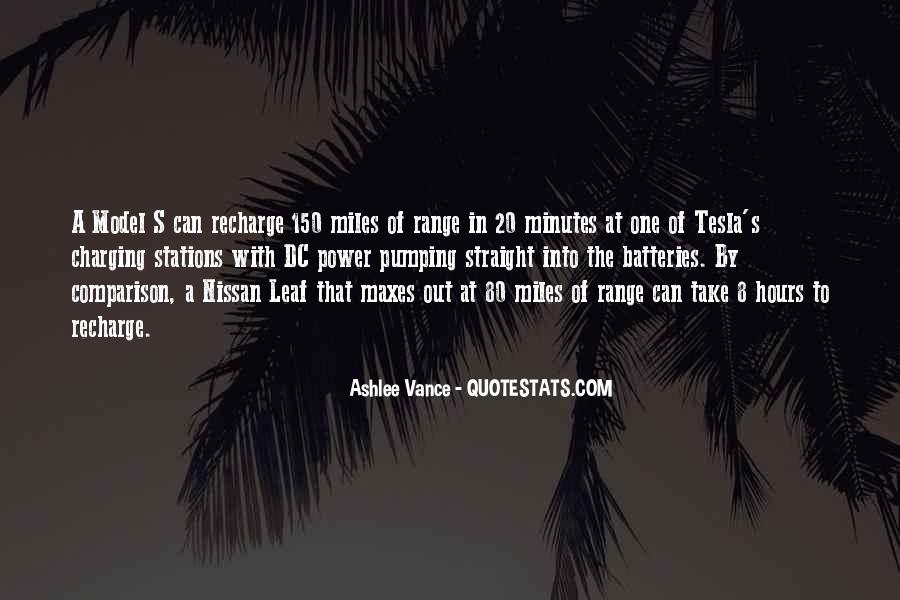 Recharge Batteries Quotes #406092