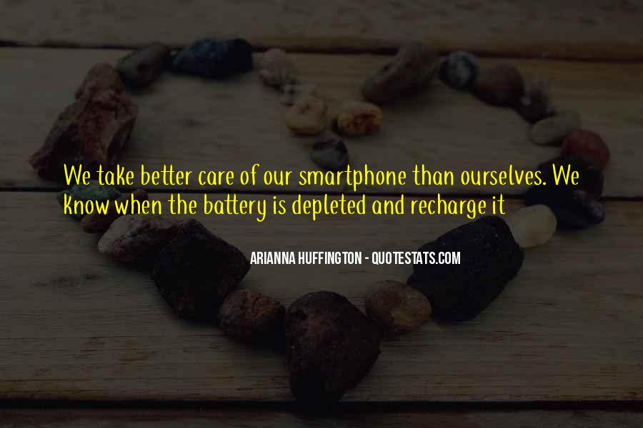 Recharge Batteries Quotes #954359