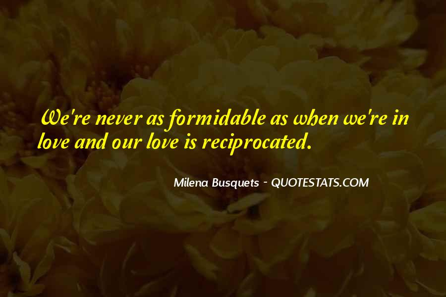 Reciprocated Quotes #1109235