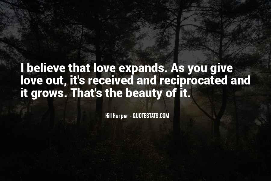Reciprocated Quotes #1191268