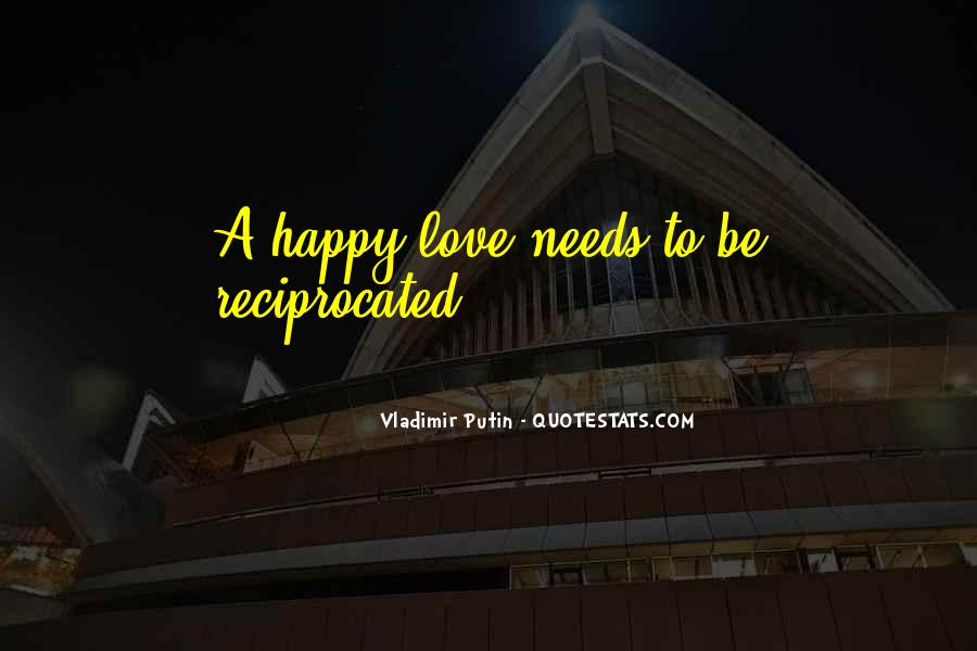 Reciprocated Quotes #1449849