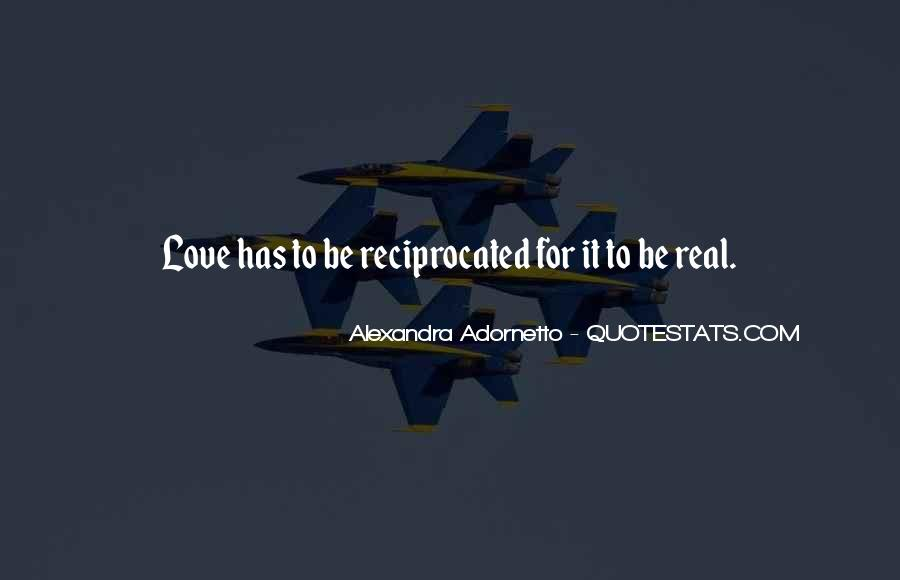 Reciprocated Quotes #1496544