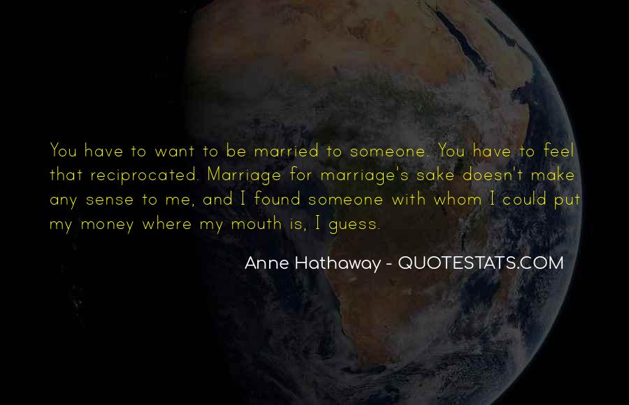 Reciprocated Quotes #221277