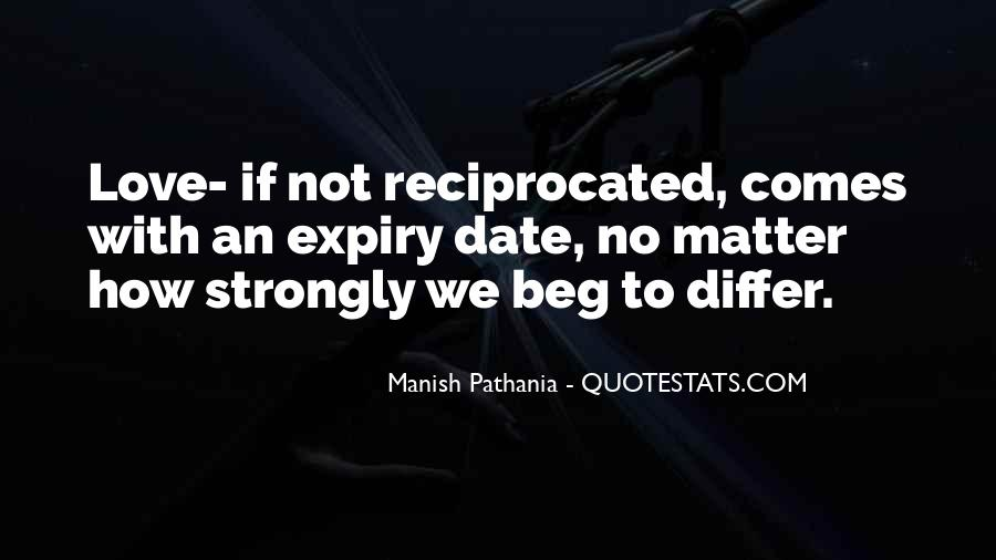 Reciprocated Quotes #519650