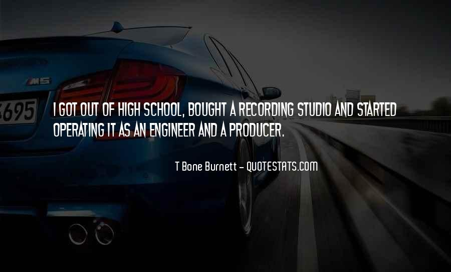 Recording Engineer Quotes #1774215