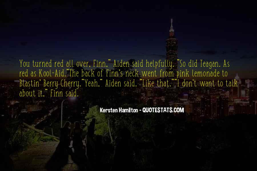Red Berry Quotes #85085