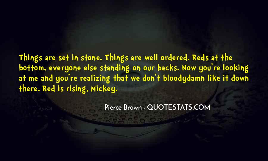 Red Bottom Quotes #642963
