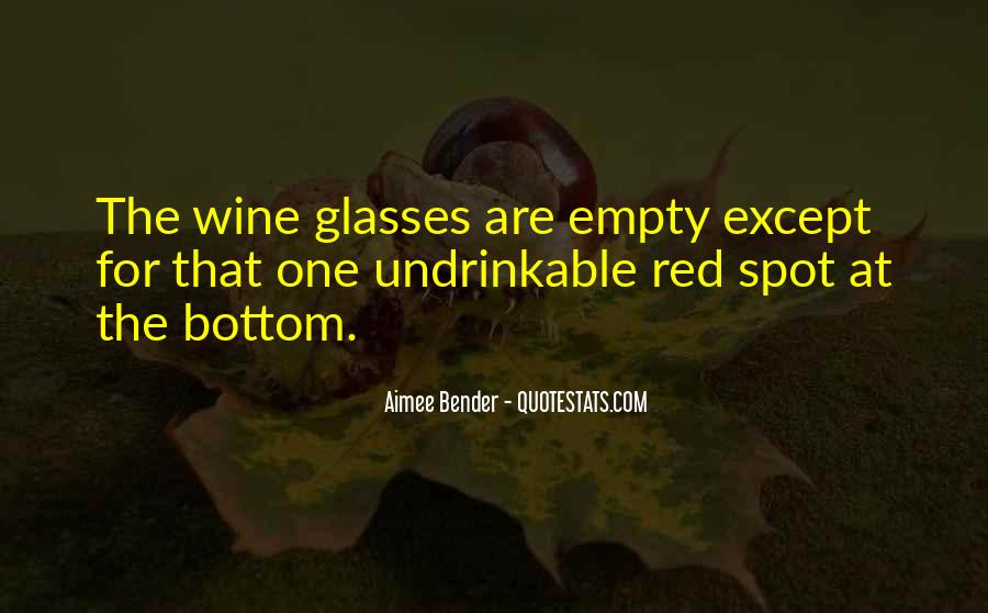 Red Bottom Quotes #781371