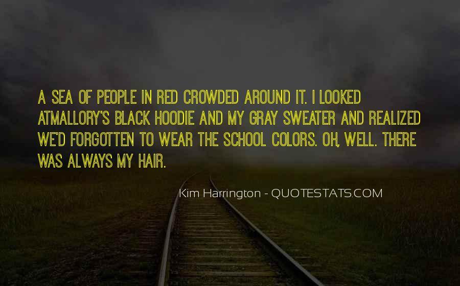 Red Harrington Quotes #1237418