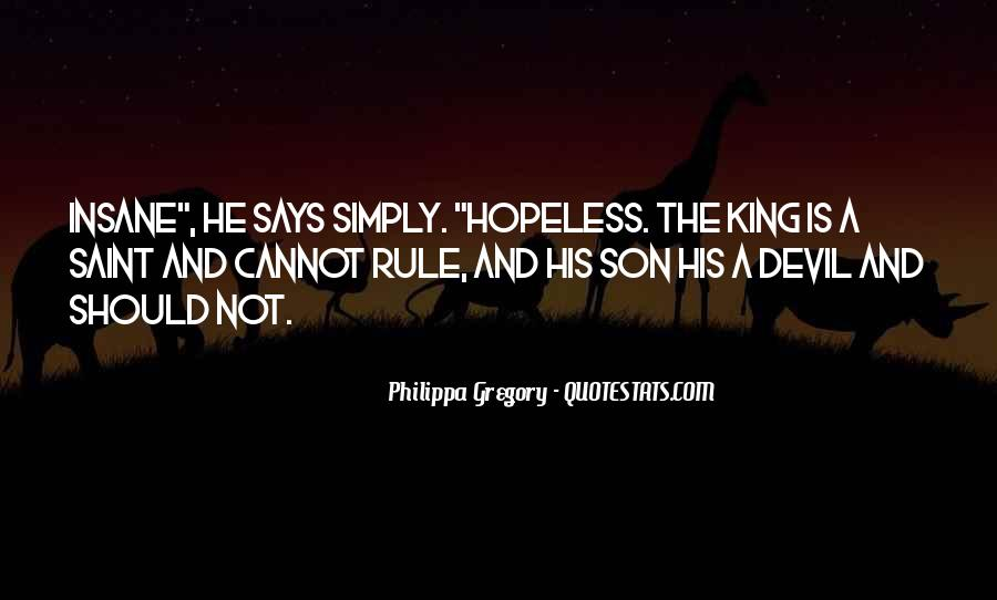 Red King Quotes #1132068