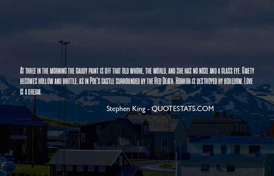Red King Quotes #1604998