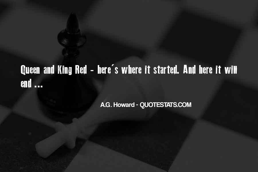 Red King Quotes #1838260