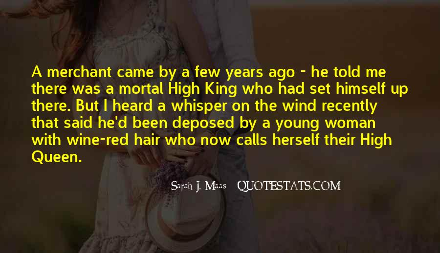 Red King Quotes #346573