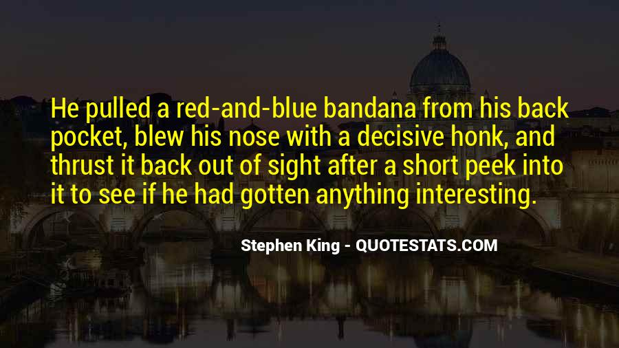 Red King Quotes #490689