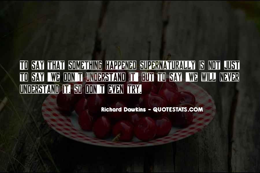 Quotes About Supernaturally #1410223