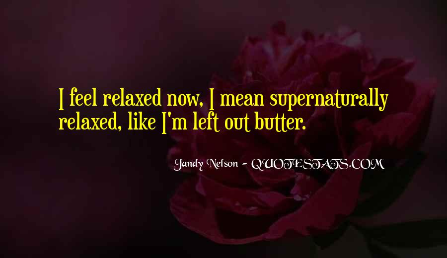 Quotes About Supernaturally #1539854