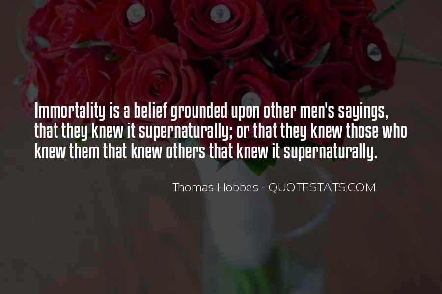 Quotes About Supernaturally #650565