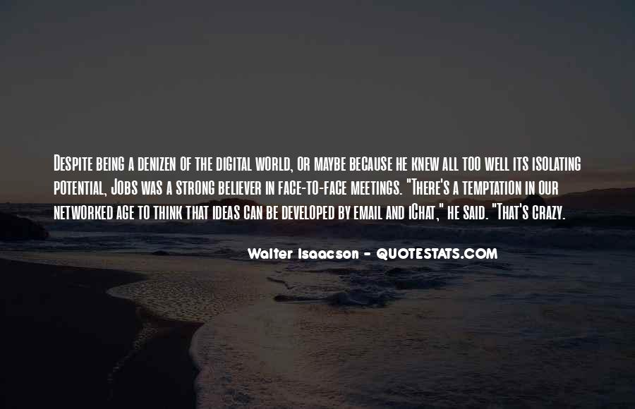 Quotes About Being Too Strong #962906