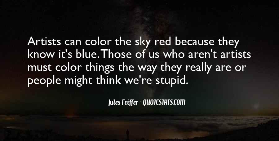 Red Vs Blue Quotes #67077