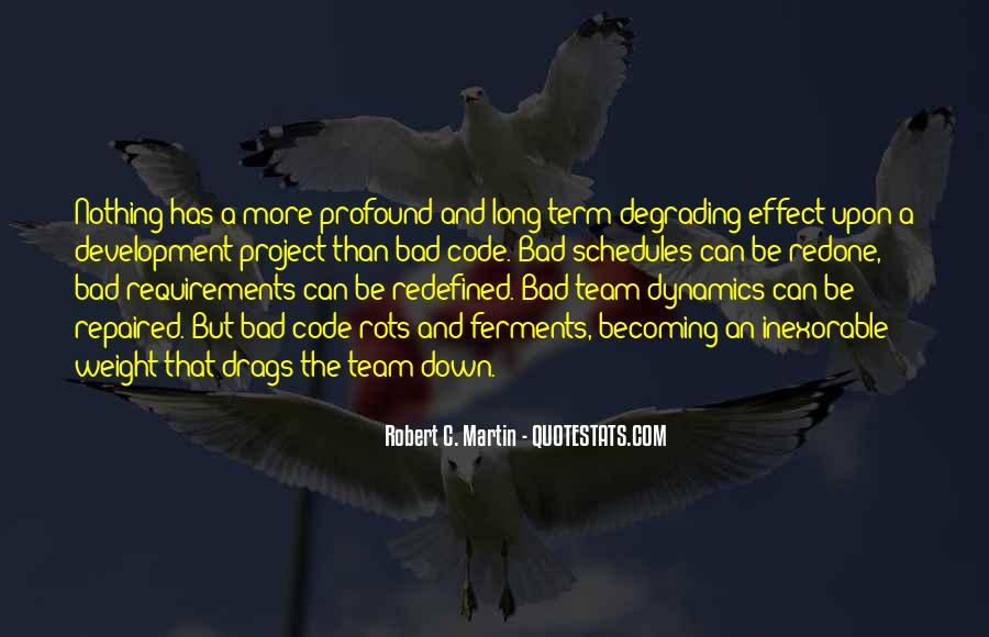 Redefined Quotes #411130